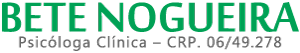 Psicóloga Bete Nogueira